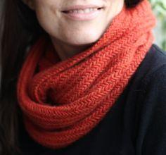 Herringbone Cowl from Ravelry Yarn- Garnstudio Drops LIMA Garnstudio Drops, Herringbone, Lima, Ravelry, Cowl, Crochet, Fashion, Moda, La Mode