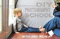 DIY Photography School @A Nest for All Seasons