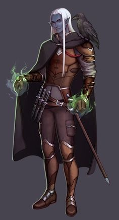 [ART] Had my character commissioned : DnD