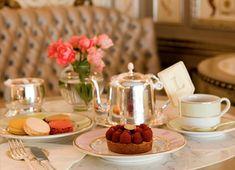 I will NEVER forget Tea Time at Laduree