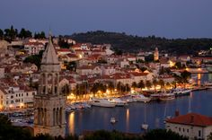 Island of Hvar - Our honeymoon destination