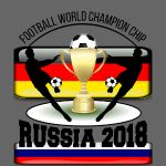 Team Germany, Fußball-WM in Russia 2018