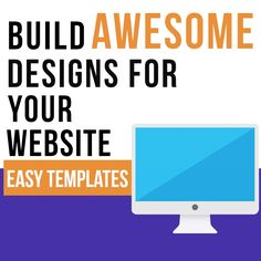 Create a website or blog design using graphic design software