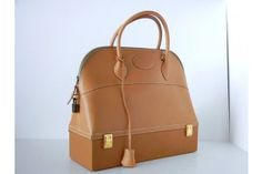 What can you say about a Hermes handbag?