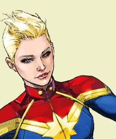 Carol Danvers in Ultimates (2015) #1 - Kenneth Rocafort