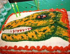 "Dinosaurs / Birthday ""Dino Party"" 