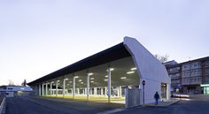 Gallery of Bus Station / DTR Studio - 16