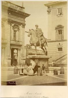 ROMA Sparita - Il Quirinale circa 1890