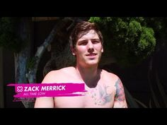 Zack Merrick of ALL TIME LOW shares Breast Cancer Story - Keep A Breast ... GAH!!!! He got all choked up!! I just want to hold him!!!