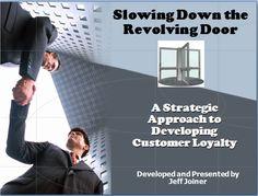 Slowing the Revolving Door