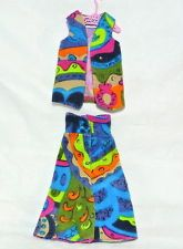 """2PC Vintage BARBIE HIPPIE RETRO MOD FLOWER POWER GENUINE BELL BOTTOM SET BOHO    Seller information  justinsublime (1905  )    99.9%Positive feedback  Save this seller  See other items     AdChoice  Item condition:Used  """"VERY WELL TAKEN CARE OF""""  Time left: 6d 22h (Jun 16, 2013 18:29:49 PDT)  Starting bid:US $7.77  [0 bids ]"""