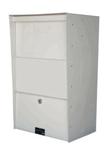 X-Large Wall Mount Drop Box/Letter Locker