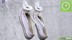 Image intitulée Clean White Converse Step 22