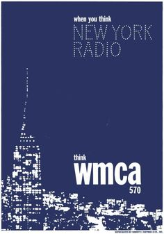 """WMCA signed on from New York City in 1928.  Announcer Barry Gray started interviewing celebrities and taking listener phone calls in 1945, and some call him """"The Father of Talk Radio."""" The most consequential part of WMCA's history began in the 1950s when the station adopted a Top 40 format. Through the 1960s, it became a highly personality-driven Top 40 station. The collection of legendary announcers, including Scott Muni and Murray """"The K"""" Kaufman, were known as the """"WMCA Good Guys."""""""