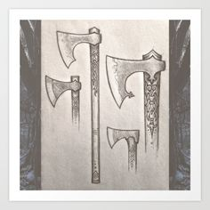 Old-land Axes - $19.76