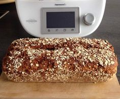 Fitness Vollkornbrot super saftig