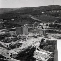 Rok 1967: Otvorili najmodernejšiu nemocnicu na Slovensku Bratislava Slovakia, Mountains, Nature, Travel, Times, Retro, Pictures, Naturaleza, Viajes