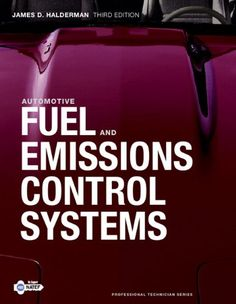 Call Number: TL 214 .F8 H35 2012 - Barcode: 20013457740 -  Automotive Fuel and Emissions Control Systems (3rd Editio... Image provided by: https://www.amazon.com/dp/0132542927/ref=cm_sw_r_pi_dp_5aYtxbC1Q3011