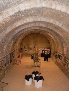 salle d'armes de Pont de l'Arche