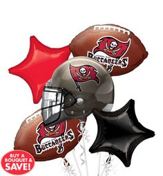 NFL Tampa Bay Buccaneers Party Supplies - Party City