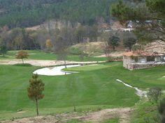 O campo de giolfe do Clube de Golfe de Vidago #discovervidago
