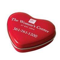 Sweet Heart Tin w/ MicroMints® Heart Shapes, Tin, Bangor, Sweet, Weddings, Tin Metal, Pewter, Mariage, Wedding
