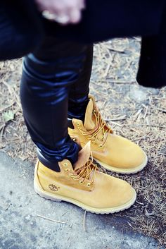 Jestem Kasia: Timberlands. Getting me a pair. for the winter
