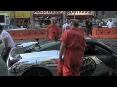 """Gumball 3000 Team Malibu's Most Wanted """"Busted"""" at the finsish line Gumball 3000, Death Valley, Finish Line, Niagara Falls, St Louis, Rally, Kansas City, Detroit, Grand Canyon"""