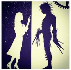 Forbidden Love Edward  scissor hands