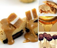Recipes with Caramel