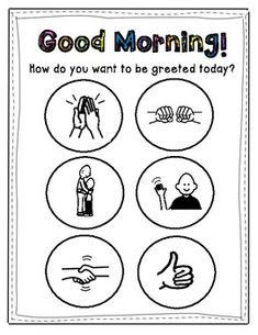 Good Morning Greeting Poster