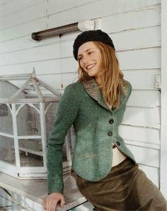Katherine Hooker Alexander Jacket
