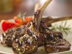 Lamb Chops Grilled Recipes How to Grill Lamb Chops Perfectly Lamb Chops Grilled Recipes. Not many people are used to eating lamb. Unlike in Mediterranean countries where lamb is proved important, o… Buddy Valastro, Kitchen Boss, Holiday Recipes, Great Recipes, Yummy Recipes, Recipies, Rosemary Lamb Chops, Grilling Recipes, Cooking Recipes