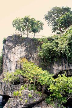 Boho Rock, Camotes Island, Cebu