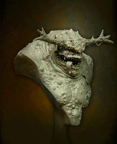 Bust sculpted by Raul Garcia Latorre for MProyec. www.mproyec.com