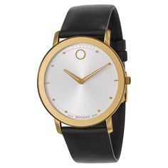 Movado Men's 'Sapphire' Two-tone Swiss Quartz Watch