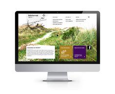 Ein eigenes Webportal bildet die komplette Kampagne ab. Mit Filmen, Artikeln und weiteren nützlichen Informationen über Odsherred. Das große Bild auf der Homepage - unterlegt mit dem Klang des Meeresrauschens - lädt ein, die Schönheit und Lebendigkeit der Region zu entdecken.