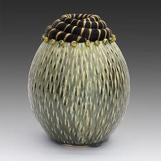 Harvest Vessel by Valerie Seaberg: Ceramic Vessel available at www.artfulhome.com