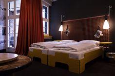 Superbude 2 Hostel- Hamburg, Germany- Dreimeta