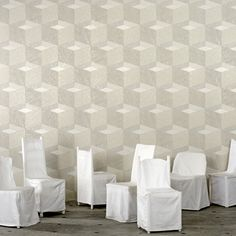 Maison Martin Margiela wallpaper collection for Omexco