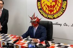 Liger announces he will retire at New Japans Jan. 2020 Tokyo Dome show