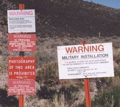 A sneak peek inside Area 51: Declassified documents offer a rare glimpse into the most secretive site on Earth | Mail Online