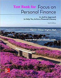 Theories personality 9th edition feist solutions manual solutions test bank for focus on personal finance 6th edition product details by jack r fandeluxe Gallery