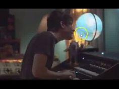 "Flat Earth Dome Hidden Message In ""Owl City"" Music Video ""Fireflies"""