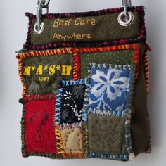 Attention All Personnel: M*A*S*H Teesha Moore Bag - PURSES, BAGS, WALLETS