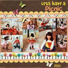 Layout: LETS HAVE A PICNIC