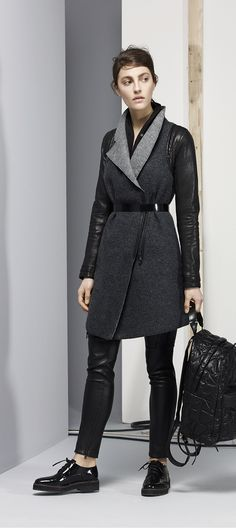PEACE by VSP AW15/16 Punk, Peace, Lady, Coat, Womens Fashion, Jackets, Style, Down Jackets, Swag