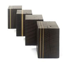 Torre Side Table By Azadeh Shladovsky  Contemporary, Metal, Side Table by Jean De Merry