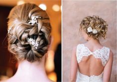 Now You Can Have Amazing Wedding Hair: Updo Hairstyle Ideas – Part 2
