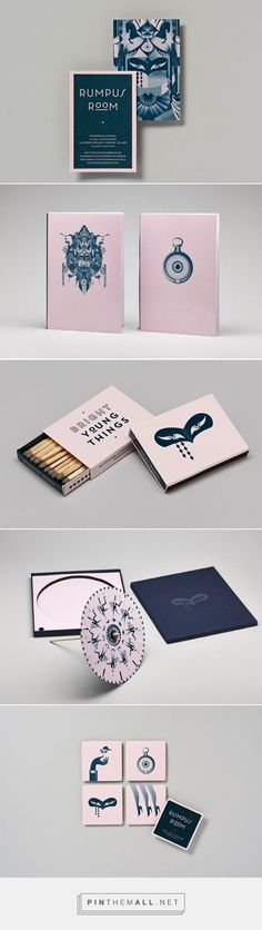 Rumpus Room Branding by Magpie Studio